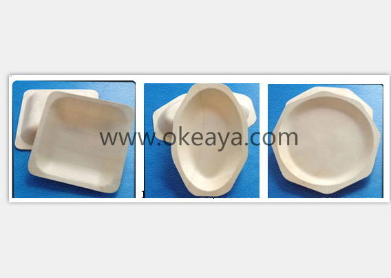 disposable wooden dish, wooden cutlery making machine